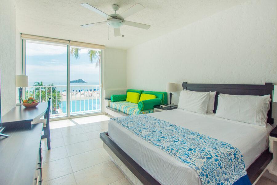 Habitación superior 1 cama